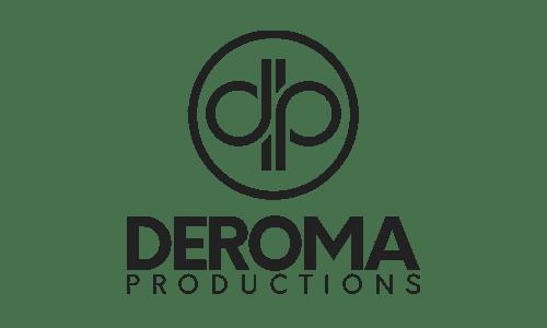 Branding Malaysia - Deroma Logo min - Oblique