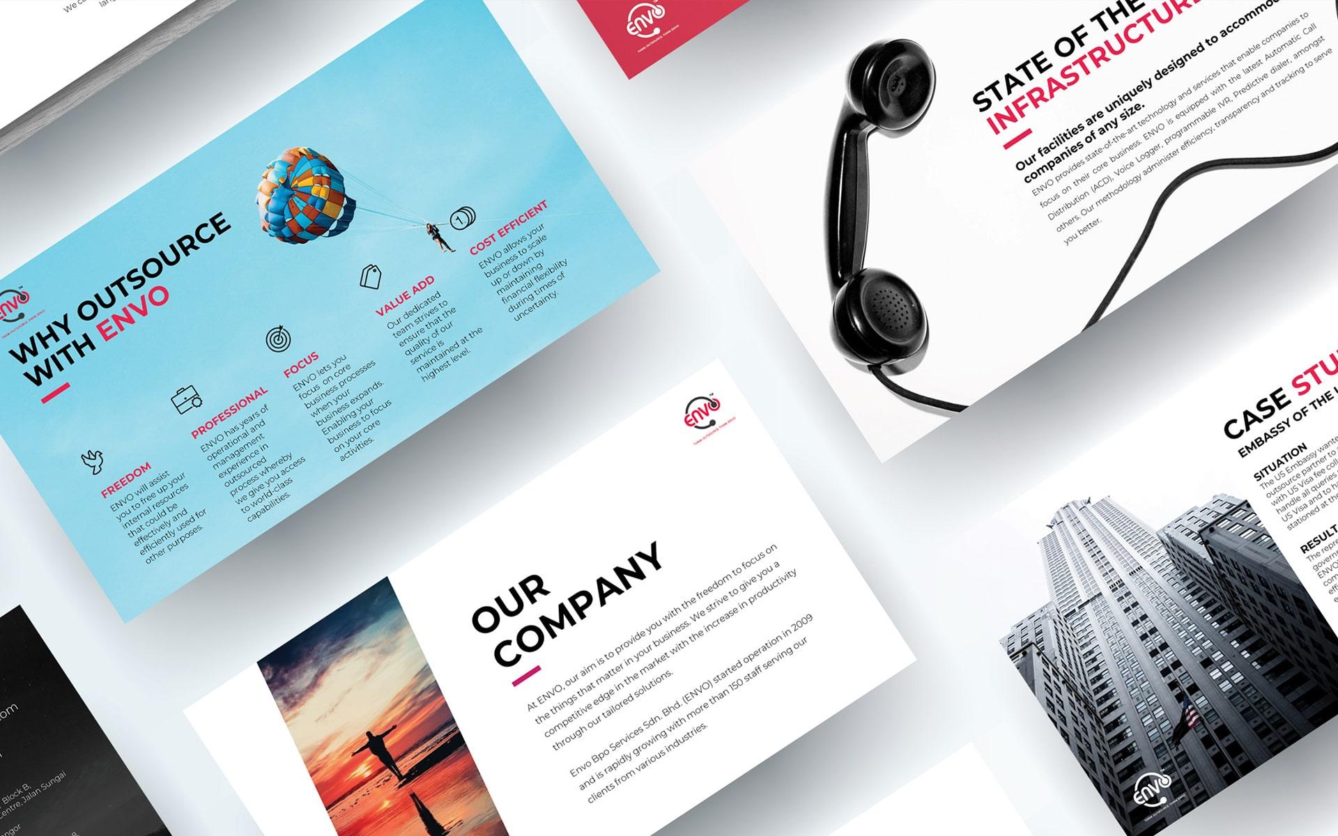 Branding Malaysia - ENVO Corporate Profile Mock Up min - Oblique